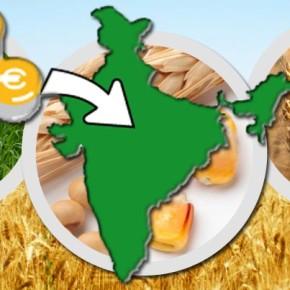 मेक इन इंडियाची कृषि क्षेत्रातही भरारी